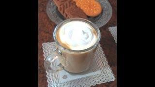 INJI TEA LATTE / Ginger Chai Latte