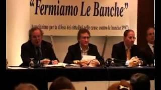 Convegno FermiamoLeBanche del 22 Gennaio 2008 - parte 2
