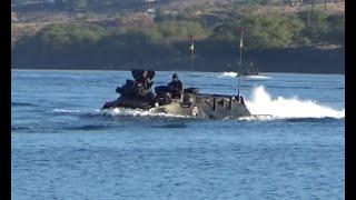 Video MENKAV 1/MARINIR: Pasukan Roda Baja, Pengawal Perairan Nusantara - CERITA MILITER  (4) MP3, 3GP, MP4, WEBM, AVI, FLV Januari 2019