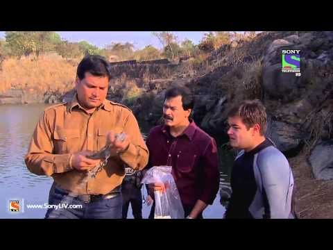 CID - Piranha Fish Attack - Episode 1049 - 1st March 2014 (видео)