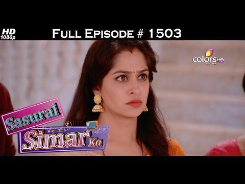 Sasural-Simar-Ka--14th-May-2016--ससुराल-सिमर-का--Full-Episode-HD