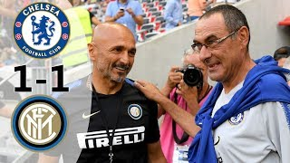Video Chelsea vs Inter 1-1 (5-4) All Goals & Highlights 2018 MP3, 3GP, MP4, WEBM, AVI, FLV Oktober 2018