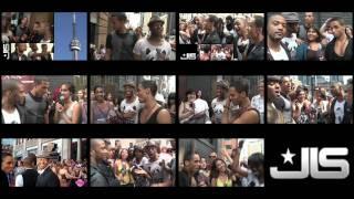 FOLLOW JLS THROUGH CANADA - JLS Sing