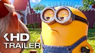 Mower Minions Trailer 2  2016