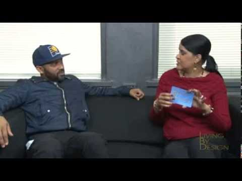 LIVING BY DESIGN Episode 9 March 16th, Mike Epps, Actor-Comedian