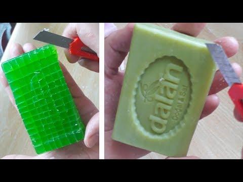 Rahatlatıcı Sabun Kesme Videoları #10