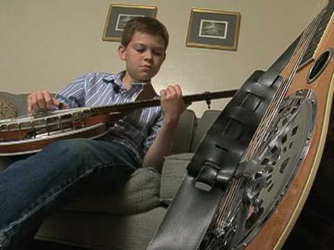 Young Bluegrass Musician Headed for Nashville