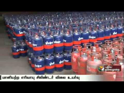 Non-subsidized-LPG-Price-hiked