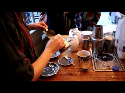 London Market FANTASTIC Artisan Coffee - Department of Coffee and Social Affairs [POV]