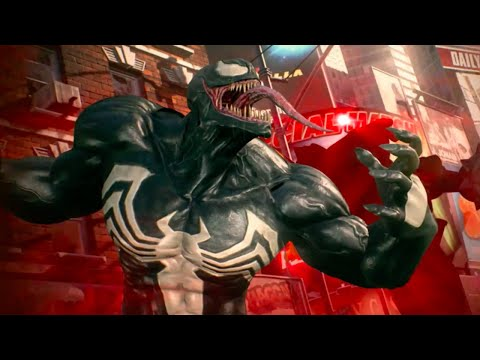 Marvel vs. Capcom Infinite Official Winter Soldier, Black Widow and Venom Gameplay Trailer