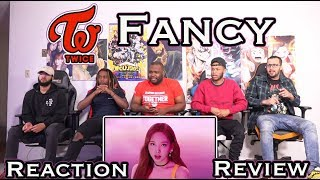 Twice - Fancy M/V Reaction/Review
