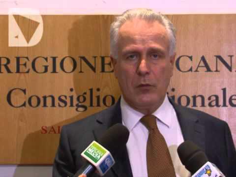 EUGENIO GIANI SU MARESCIALLO ANTONIO TAIBI - dichiarazione