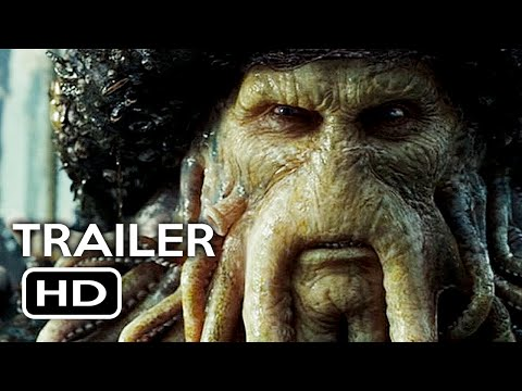 PIRATES OF THE CARIBBEAN 2: DEAD MAN'S CHEST Trailer (2006) Johnny Depp Movie