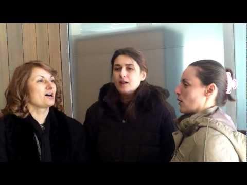 Sinoć sjala jedna zvjezda mala - ženska pevačka grupa UNA iz Barajeva