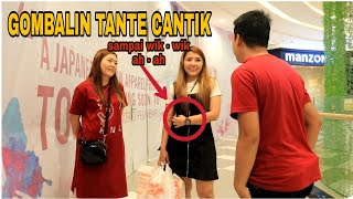 Video PRANK GOMBALIN TANTE CANTIK DI MALL SAMPAI WIK WIK AH AH MP3, 3GP, MP4, WEBM, AVI, FLV April 2019