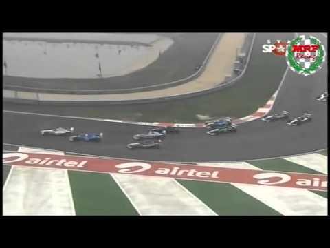 MRF Formula Championship 2011 - Round 3 - Delhi - Race 1 - 29 October