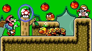 Another Mario WorldFOREST OF ILLUSION?★DOWNLOAD THE GAME:http://www.mediafire.com/file/olgyrliwz65ep6n/Another+Mario+World.rarCreated by: Super Stiviboy