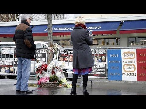 Γαλλία: Δέκα προσαγωγές για το μακελειό στο εβραϊκό σουπερμάρκετ