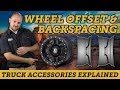 Understanding Wheel Offset Backspacing And Width  Easy Guide  Truck Accessories Explained