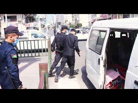 إجراءات إدارة الأمن الخاص لمتابعة عناصر الشرطة خلال جائحة كورونا