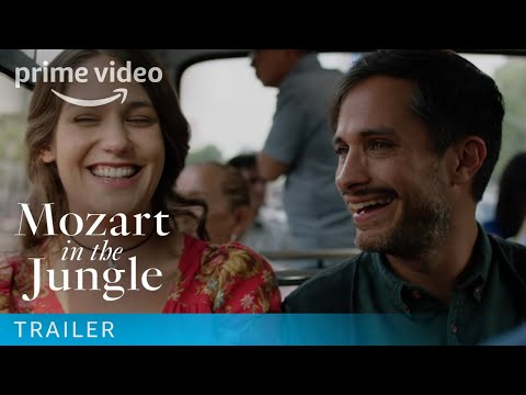 Mozart in the Jungle - Season 2 Trailer | Prime Video