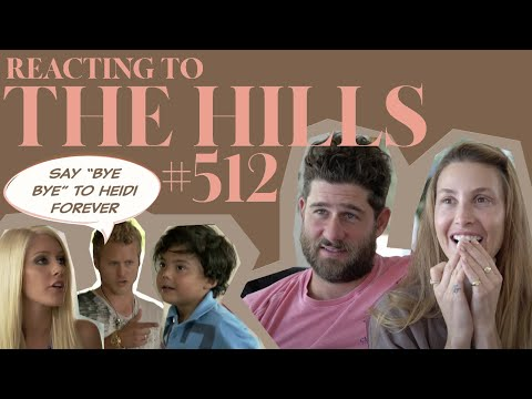 Reacting to 'THE HILLS'   S5E12   Whitney Port