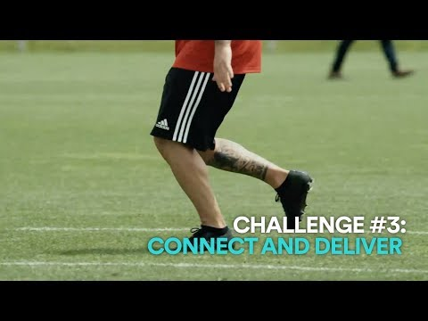 Video: TFC x Degree Made For Movement Challenge 3 - Connect and Deliver: Giovinco vs. Osorio