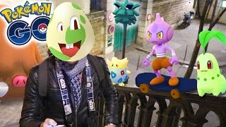 LA FOLIE DES OEUFS 2G ! - VLOG POKEMON GO, pokemon go, pokemon go ios, pokemon go apk