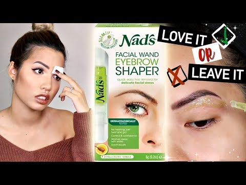 Facial Wand Eyebrow Shaper