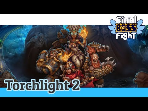 Video thumbnail for Entering the Emberheart – Torchlight 2-sdays – Final Boss Fight Live