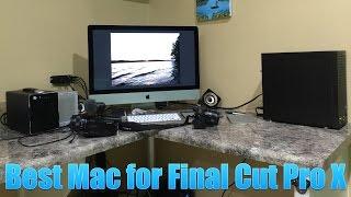 Best Computer for Final Cut Pro X
