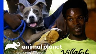 Spencer Has Turned His Life Around And Made His First Rescue! | Pit Bulls & Parolees
