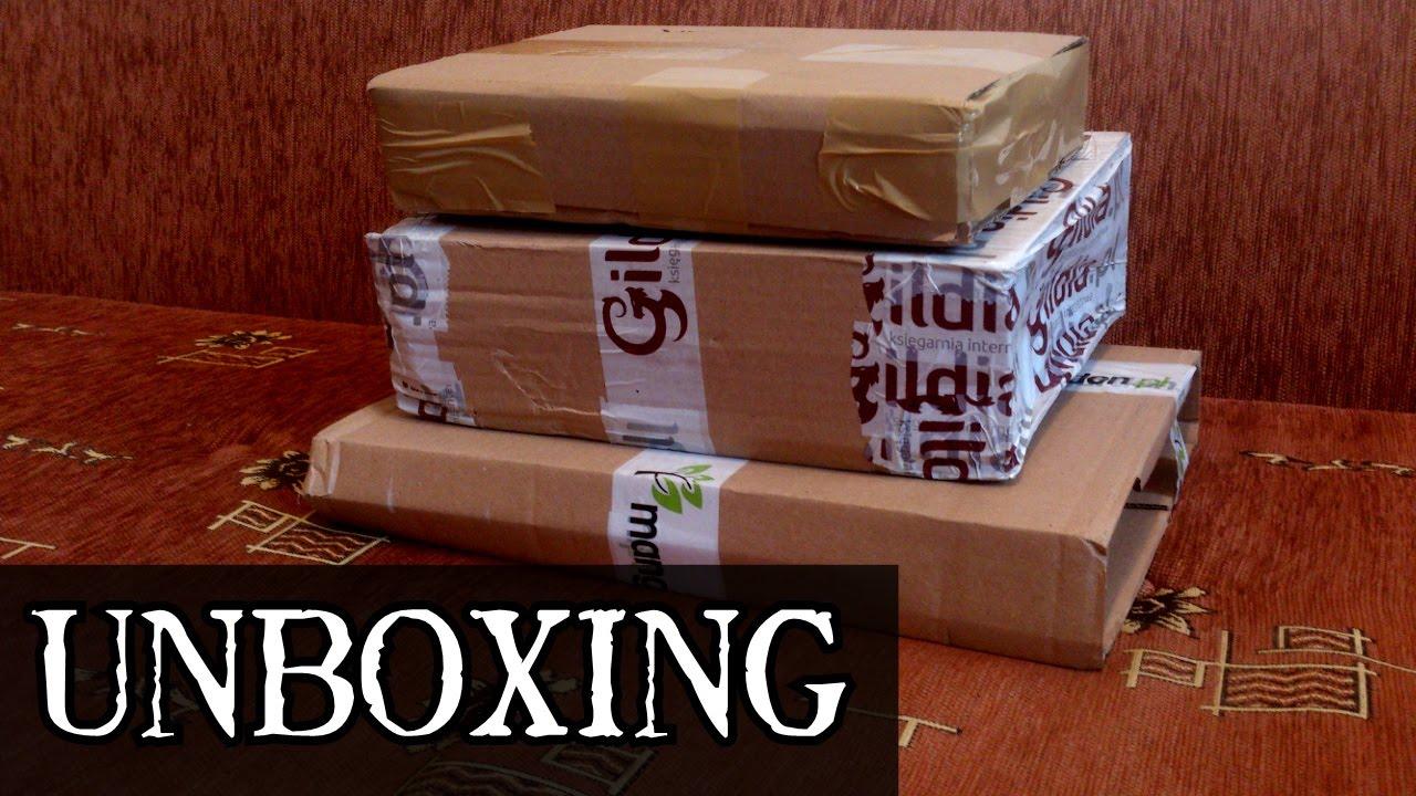 [Unboxing] Kwietniowy unboxing aż 3 paczek!