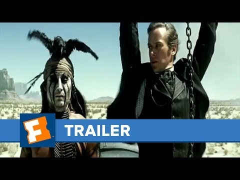 The Lone Ranger - Official Trailer 2 HD | Trailers | Fandangomovies