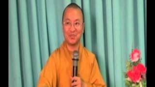 Triết học ngôn ngữ Phật giáo 07: Logic và đàm thoại - TT. Thích Nhật Từ