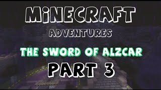 In this installment of the Minecraft Xbox 360 edition Adventure Map The Sword of Alzcar we journey into the depths of a spooky cave to rescue the beautiful l...