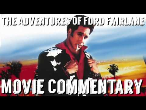 The Adventures Of Ford Fairlane Movie Commentary
