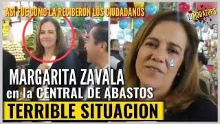 Video Así trataron a Margarita Zavala en el Mercado de Abastos MP3, 3GP, MP4, WEBM, AVI, FLV Juli 2018