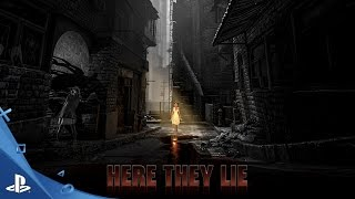 Here They Lie - E3 2016 Teaser Trailer | PS VR