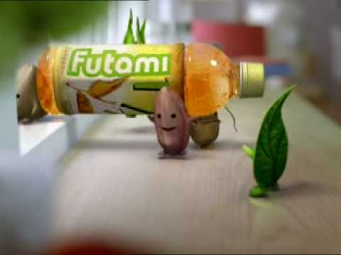 Futami 17 Tea - 3D Animated TV commercial