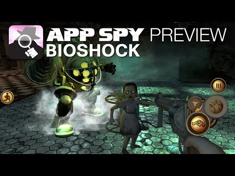 Console hit BioShock coming to Apple's iPhone, iPad this ...