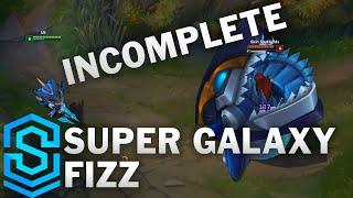 Chi tiết hình ảnh bộ trang phục mới Fizz Siêu Nhân Thiên Hà (Super Galaxy Fizz)