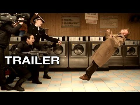A Fantastic Fear of Everything Official Trailer #1 - Simon Pegg Movie (2012)