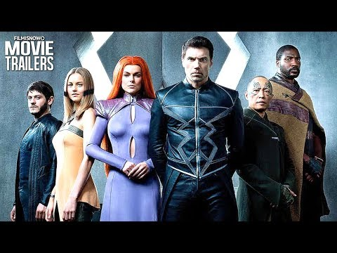 Marvel's Inhumans | Official Trailer #1- Superhero Series