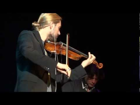 "David Garrett - ""Cry Me A River"" (J Timberlake)"