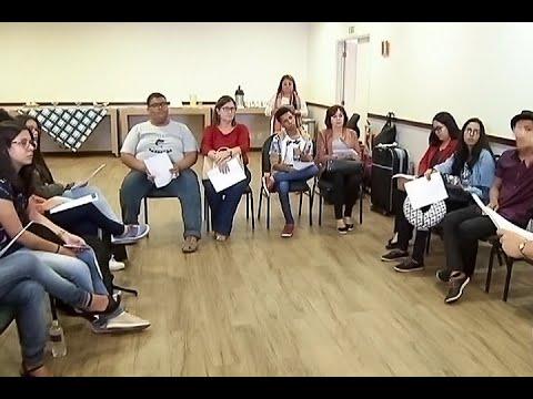 Participantes do programa Jovem Senador chegam a Brasília