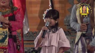 Bakat Menyanyi Dek Ulik Menurun Ke Anaknya (Kayla - Suksma Hyang Widhi)