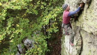 Sandstone climbs in the Frome Valley at Bristol by teamBMC