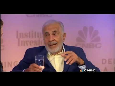 Best Traders Lessons for FX Traders from Trading Legend Carl Ichan