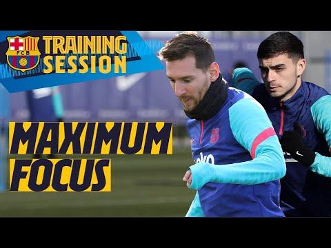 🔜 Supercopa preparation starts!! 🏆